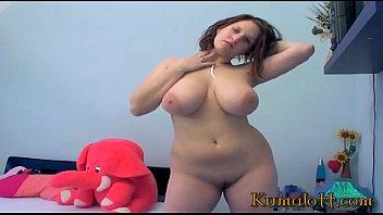 Kumalott - Huge Tits RedHead Is HOT