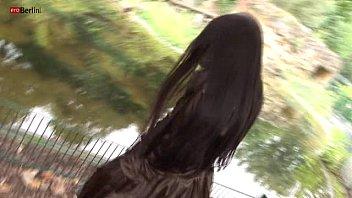 Eroberlin russian Maria nudeart Superstar open public long hair Berlin nudity thumbnail