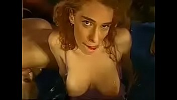redhead Adriana bukkake 17 facials
