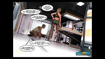 3D Comic: Echo. Episode 2