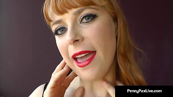 Oily Anal Penetration & Masturbation Heaven with Penny Pax!