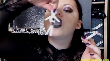 my pain slut smoking slave,human ashtray ,giantess fetish,cbt Thumb
