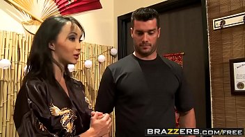 Brazzers - Doctor Adventures - Dr. Katsunis Oral Therapy scene starring Katsuni and Ramon