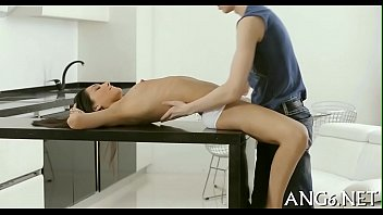 Bewitching a concupiscent love muscle 5 min