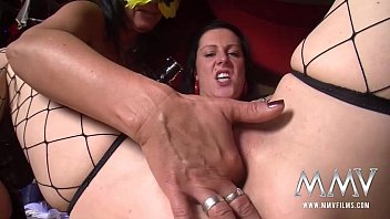 Horny hot lingerie mature - Mmv films german lesbian milfs