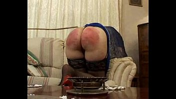 Grandma gets spanked video Discipline at home with naughty pauline - sub alison