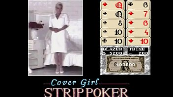 CoverGirl Strip Poker COVERGIRL v1.1 HYPERSPIN COMMODORE AMIGA GAME