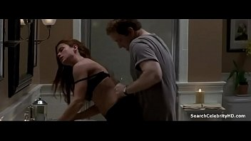 Celebrity sex life Rhona mitra in the life david gale 2003
