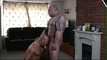 British muscle bears fuck