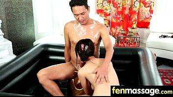 Massage Couple Both Get Happy Endings 1
