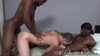 Gay asian men fucked by whites Seth ryan gets his ass trained by black men