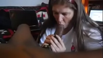 Granny handles it very well with monster black cock - more at nastybanana.com