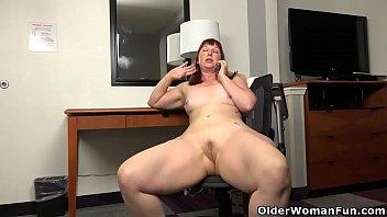 An older woman means fun part 312