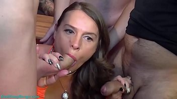 brutal german swinger party with sexy susi