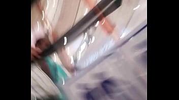 Desi Mall denim upskirt