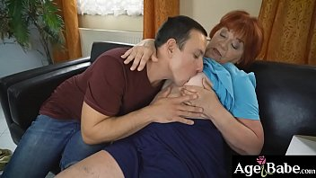 Marsha moans as Rob softly pounds her   vintage cunt