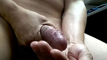 cock need to cum at work