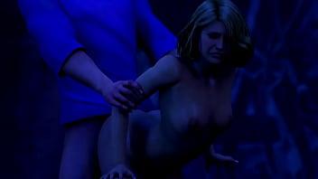 Blond Forced Sex Fantasy