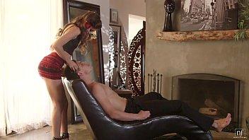 Riley Reid Bondage and Hard Sex - EroticVideosHD.com