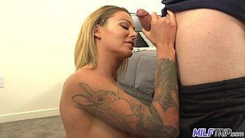 MILF Trip - Smoking hot blonde MILF gets slammed by fat cock - Part 1