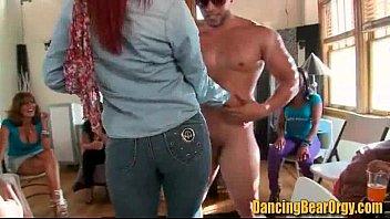Stripper sluts oral A typical bachelorette party - dancingbearorgy.com
