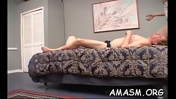 Home clip with woman facesitting man in perverted modes
