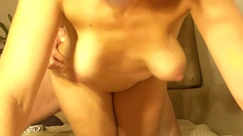 Loud Hotwife With Natural Tits Gets Fucked Hard From Behind