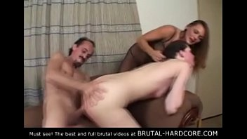 14656 Must see! Brutal group sex preview