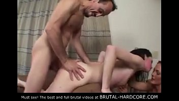 17392 Must see! Brutal group sex preview