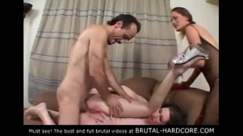 6013 Must see! Brutal group sex preview