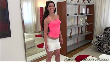 Hot Euro teen Vivien gets rammed by Rocco shot in POV