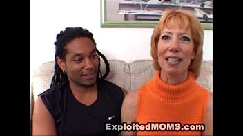 Fucking old ladies videos Sexy older moms loves fucking big black cock in interracial video