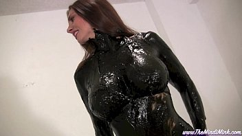 Paint latex over oil based - Greased and oiled mindi mink wet and messy