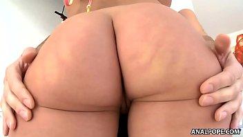 Big booty Kristina Rose takes big dick up to her asshole Vorschaubild