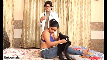 Romance teen Hot girl doctor romance with patient हट गरल डकटर रमस