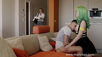 MARISKAX The perverted family h Lisa Ly and Liz Rbow