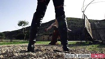 XXX Porn video - Rawhide Scene 2 Jessa Rhodes (Misha Cross,