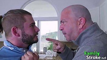 Old Son Revenges Stepdad: Full Vids FamilyStroke.net