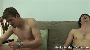 Homosexual clip of Braden and Jeremy gays
