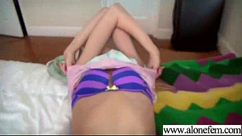 All Kind Of Things For Crazy Alone Girl To Get Climax vid-06