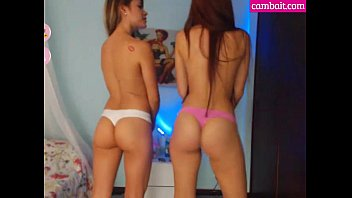 Sexy Teen Couple Dance And Tease For The Webcam