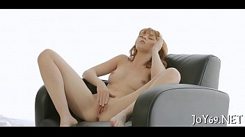 Nude get aways Beauty gets glad by a solo play