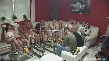 Group of mature women Biggest mature swingers party
