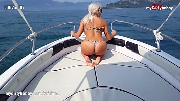 My Dirty Hobby - Amazing fuck on a speed boat