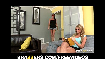 Mmf sex meaning Two hot mean brunettes initiate their blond bombshell roommate