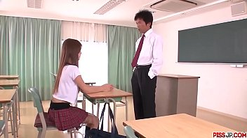 Yura Kasumi pleases teacher with sex for better grades - More at javhd.net thumbnail