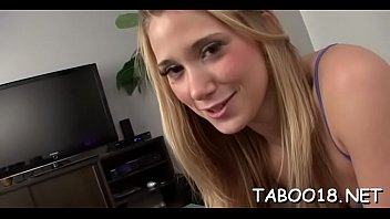 Meat bazooka riding makes sensational barely legal maid Shelby Paige cum a lot