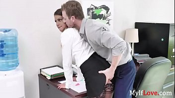 How to get a promotion?- Ask this MILF- Brooklyn Chase