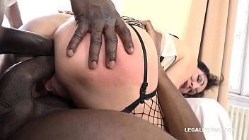 Italian Milf Sissy Neri Takes all the Big Black Cock she can handle.