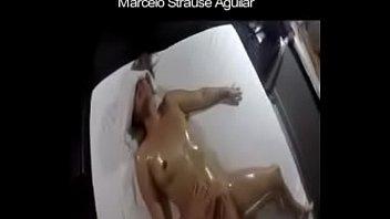 Massagem Tântrica Erótica - Marcelo Strause Aguilar - Lorinha sendo bem tratada na massagem - ZAP: 011995103808 - http://marcelomassagemtantrica.blogspot.com/